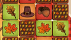 gratis : Juego de memoria de Acción de Gracias