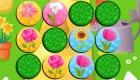 gratis : Juego de memoria de flores