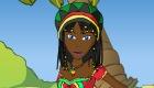 vestir : Vestir estilo Jamaica