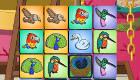 gratis : Juego de memoria de pájaros