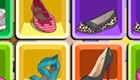 gratis : Juego de memoria de zapatos