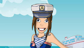 vestir : Moda marinera