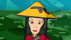vestir : Vestidos chinos