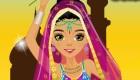vestir : Juego de vestir moda india - 4