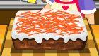 cocina : Pastel de zanahoria