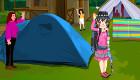 vestir : Moda de campamento de verano