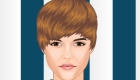 Tratamiento de belleza a Justin Bieber