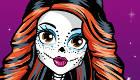 famosos : Cambio de look de Skelita Calaveras