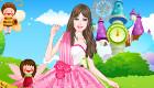 famosos : Barbie en el baile mágico