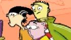 famosos : Juego de túnel de Ed, Edd y Eddy