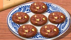 cocina : Cocinar galletas de chocolate