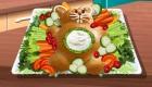 cocina : Pan con forma de conejo