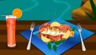 cocina : Juego de cocinar pescado