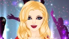 maquillaje : Juego de maquillar a una estrella de cine