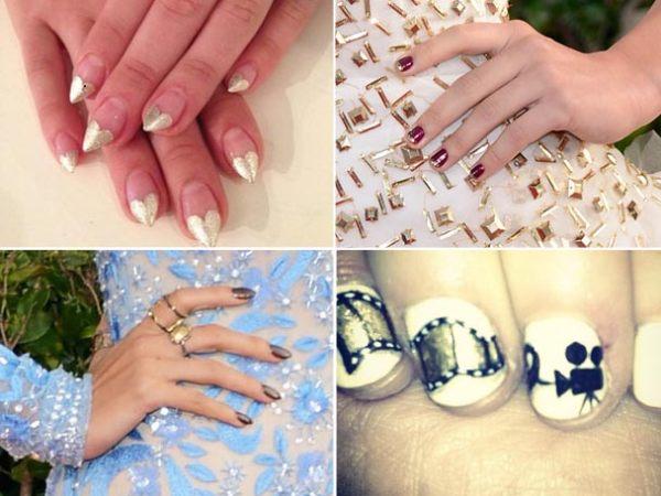 Las Uñas De Las Famosas Blog De Trucos De Belleza Y Pelo