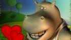 vestir : Vestir a un hipopótamo