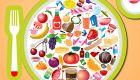 cocina : Objetos ocultos en el plato
