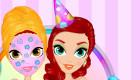 maquillaje : Maquillaje para una fiesta de cumpleaños