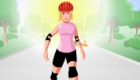 gratis : Juego de patinaje de chicas