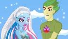 famosos : Juego de enamorados de Monster High