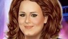 famosos : Juego de maquillar de Adele