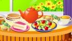 cocina : Juego de preparar el té - 6