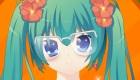 maquillaje : Cambio de look de chica manga - 3