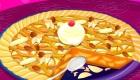cocina : Cocina una tarta de manzana