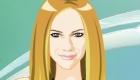 famosos : Juego de Avril Lavigne - 10