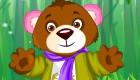 vestir : Juego de vestir de oso