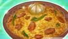 cocina : Juego de cocinar arroz con ternera