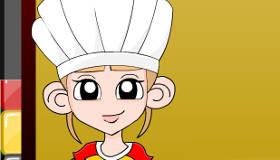 cocina : Juego de chicas en Bélgica