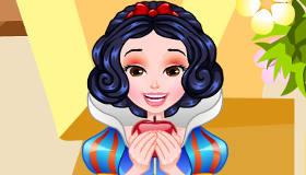 gratis : Blancanieves para niños