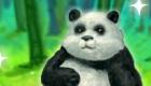 gratis : Precioso panda