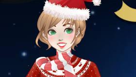 maquillaje : Juego de maquillaje para Navidad