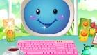 decoración : Decorar un ordenador de chica