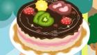 cocina : Juego de decorar tarta