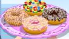 cocina : Cocinar Donuts