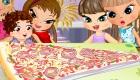 cocina : ¡Vamos a cocinar pizza!