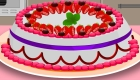 cocina : Receta de tarta de fresa