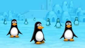 famosos : Los pingüinos de Madagascar