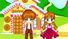 decoración : La tierra de caramelos de Hansel y Gretel - 7