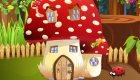 decoración : Juego casa seta