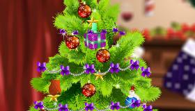 decoración : Decorar un árbol navideño