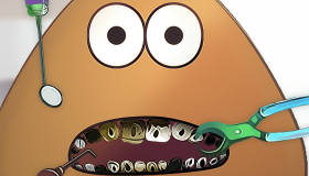 gratis : Pou en el dentista