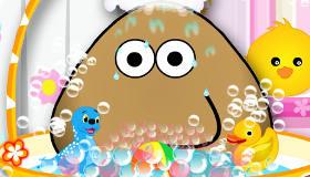 gratis : El baño de Pou - 11