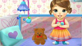 El cuarto de la bebé Sofía