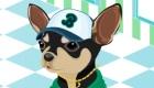 vestir : Juego de perrito online