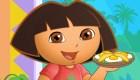 famosos : Dora en la cocina