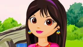 famosos : Dora y sus amigas: Aventura en la ciudad